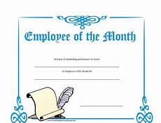 Employee Award Templates Free 8 Employee Recognition Certificates Free Amp Premium