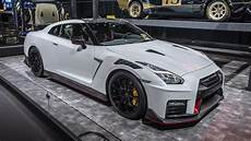 2020 Nissan Gt R by Nissan Debuts Refined 2020 Gt R Nismo Autoblog