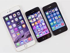 Image result for iPhone 6 Plus vs iPhone 5C