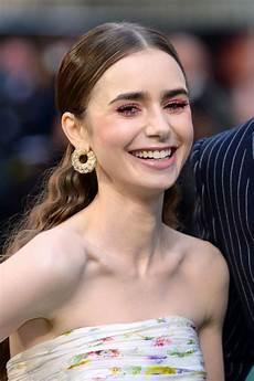 lily collins quot tolkien quot premiere in london celebmafia