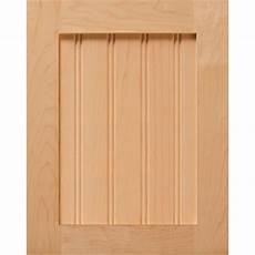 custom camden nantucket style flat panel cabinet door