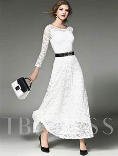 solid sleeve gown dresses solid color sleeve lace s maxi dress tbdress