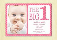 First Birthday Invitation Templates Free 1st Birthday Invitations Wording Bagvania Free Printable