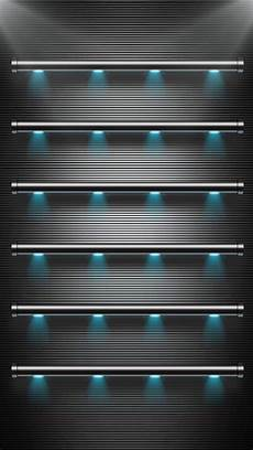 Shelf Wallpaper Iphone 7 by Tap And Get The Free App Shelves Stylish Black Lights