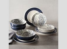 Better Homes & Gardens Lacey Blue and White Mix & Match