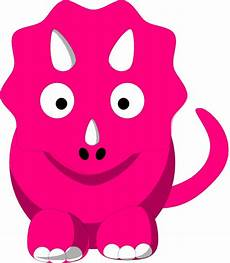pink dinossauro baby png dinosaur png free