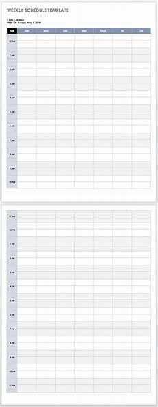 Time Management Schedule Template 28 Free Time Management Worksheets Smartsheet