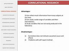 Advantages Of Quantitative Research Design Types Of Research