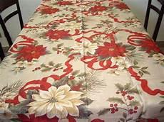 tavolo per natale sirge tovaglia natalizia rettangolare 140 x 180 cm natale