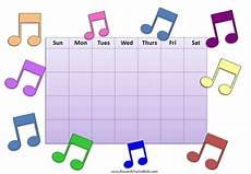 Free Sheet Music Charts Sticker Charts With A Music Theme