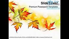 Autumn Powerpoint Background Autumn Background Nature Powerpoint Templates Themes And