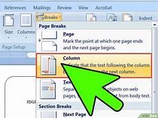How To Make A Planner On Microsoft Word Come Creare Un Opuscolo In Microsoft Word 12 Passaggi