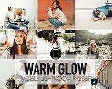 Lightroom Presets Warm Light Mobile Lightroom Preset Warm Glow Bright Light Orange