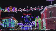 Hollywood Studios Lights New 2014 Osborne Family Spectacle Of Dancing Lights