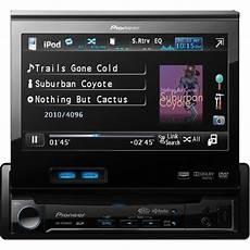 Pioneer Av Receiver Comparison Chart Pioneer Avh P5200dvd In Dash Dvd Multimedia Av Receiver