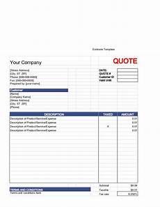 How To Estimate A Construction Job Write An Estimate Estimate Template Writing Templates