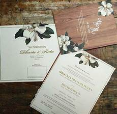 contoh undangan pernikahan simple dan elegan beserta harga