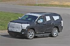 new chevrolet tahoe 2020 spied 2020 chevrolet tahoe gets an independent rear