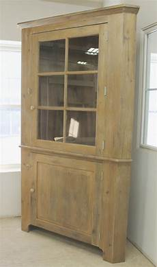 large rustic corner cabinet lake and mountain home