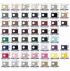 Spray Nozzle Color Chart Saphir Cream Amp Spray Color Chart Chart Color Chart Color