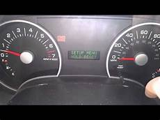 Change Light Ford Fusion 2006 Ford Explorer Oil Change Required Light Reset Youtube
