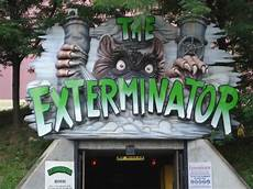 Exterminator Kennywood Lights On Florida Disneyland Kennywood Exterminator With Lights