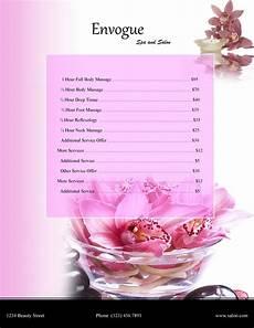 Pricelist Template Beauty 40 Free Price List Templates Price Sheet Templates ᐅ