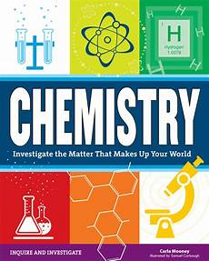 Chemistry Cover Page Designs Chemistry Nomad Press