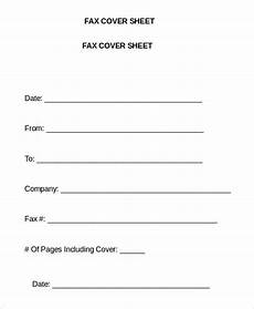 General Fax Cover Sheet Word Fax Template 12 Free Word Documents Download