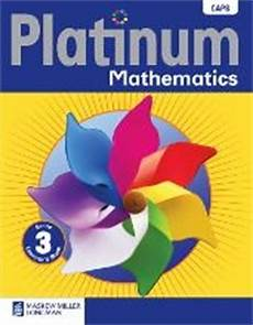 9780636127982 Platinum Mathematics Grade 3 Learner S Book