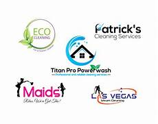 Cleaning Services Logo Ideas Design House Janitorial Or Commercial Cleaning Logo By