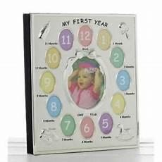 My First Year Photo Album My First Year Photo Album Babys 1st Birthday Christening