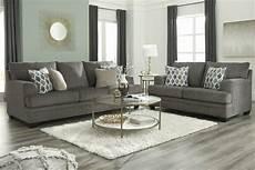 dorsten slate sofa and loveseat fabric living room sets