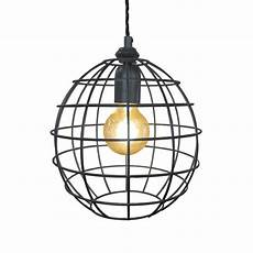 Pewter Pendant Light Fitting Small Round Cage Pendant Light Cage Pendant Light