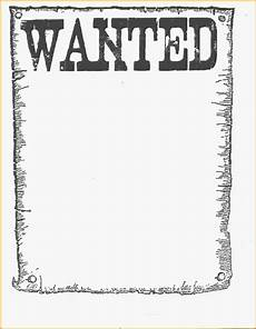 poster template word 7 wanted poster template microsoft word
