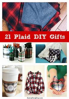 diy projects for gifts 21 plaid diy gifts