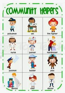 Our Helpers Chart Community Helper Theme Community Helpers Theme