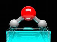 Chemical Name For Water Molecular Formula Or Chemical Formula For Water