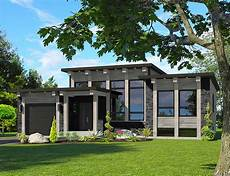 attractive modern house plan 90286pd architectural