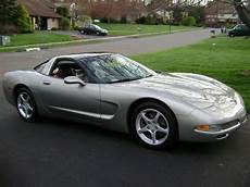 2001 Corvette Lights Purchase Used 2001 Corvette C5 Coupe Pewter 6 Speed Manual