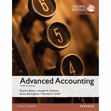Test Bank For Advanced Accounting 12th Edition Global
