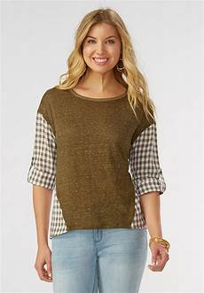 plus size tees knit tops cato fashions page 12