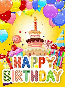 Cards Of Happy Birthday Exciting And Fun Birthday Party Card Birthday Amp Greeting