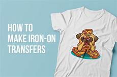 iron on decals for clothes pea how to make iron on transfers stickeryou