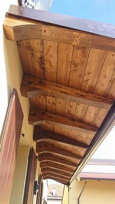 tettoia a sbalzo in legno pergolati in legno a ferrara parma e bologna tettoie in