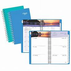planners 2020 weekly mead tropical weekly monthly planner 2020 weekly monthly