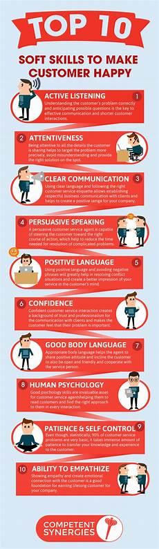 10 Soft Skills Top 10 Soft Skills To Make Customers Happy