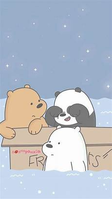 We Bare Bears Wallpaper Iphone 7 did we just up in winter wallpaper in 2019 we