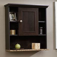 sauder peppercorn 23 25 quot w x 24 63 quot h wall mounted cabinet