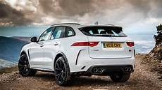 Jaguar Suv 2020 by 2019 Jaguar F Pace Svr Drive Review A Magnificent